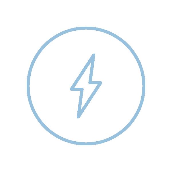 clipart of a lightning bolt